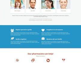 Nro 6 kilpailuun Design a Website Mockup käyttäjältä awaisahmed9211