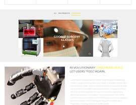 Nro 16 kilpailuun Design a Website Mockup käyttäjältä Designer123user