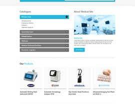 bestwebthemes tarafından Design a Website Mockup için no 5