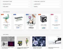 Nro 4 kilpailuun Design a Website Mockup käyttäjältä hoanganhhungvp