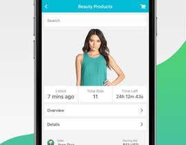 Nro 25 kilpailuun Design an App UI/UX käyttäjältä kriss1897