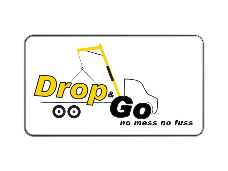 Inscrição nº                                         90                                      do Concurso para                                         Logo Design for Drop & Go