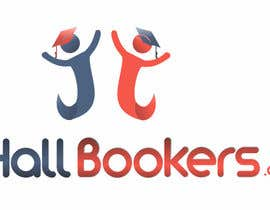#93 untuk Design a Logo for HallBookers.co.uk oleh OnClickpp