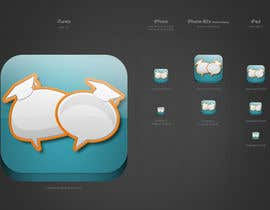 #47 for App Icons Design af medmaalej