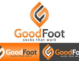 #72 for Design a Logo for a New Sock Company af rivemediadesign