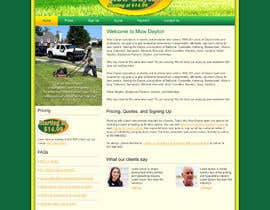 nº 10 pour Build a Website for Mow Dayton par webidea12