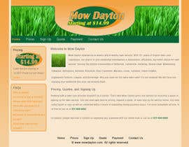 #9 para Build a Website for Mow Dayton por ksmdufreelancers