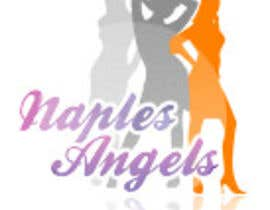 romanzaritsky tarafından Design a Logo for Naples Angels.  Naples Angels is a professional WingWoman Service.  Our Clients hire our beautiful angels to go out with them at night and introduce them to suitable ladies to date için no 25