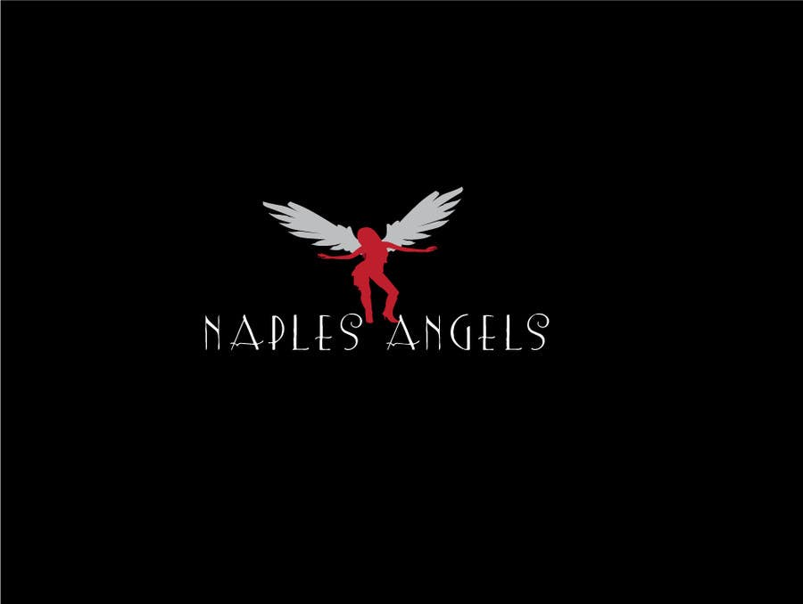 Contest Entry #33 for Design a Logo for Naples Angels.  Naples Angels is a professional WingWoman Service.  Our Clients hire our beautiful angels to go out with them at night and introduce them to suitable ladies to date