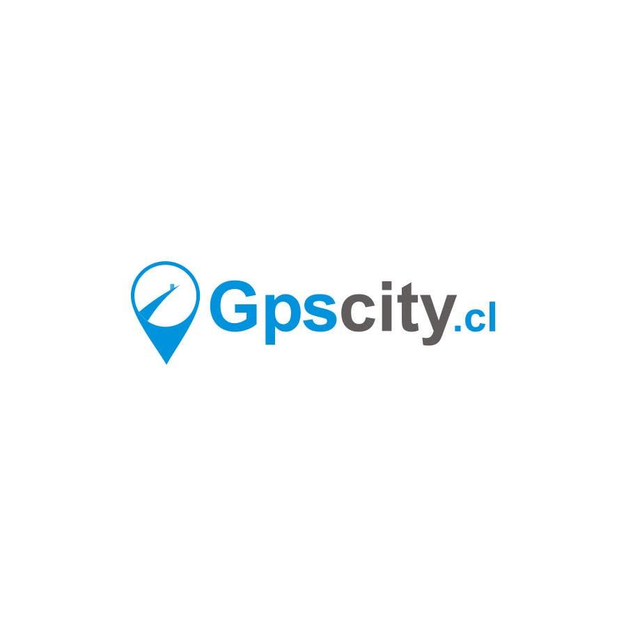 Penyertaan Peraduan #73 untuk Logo for Gpscity