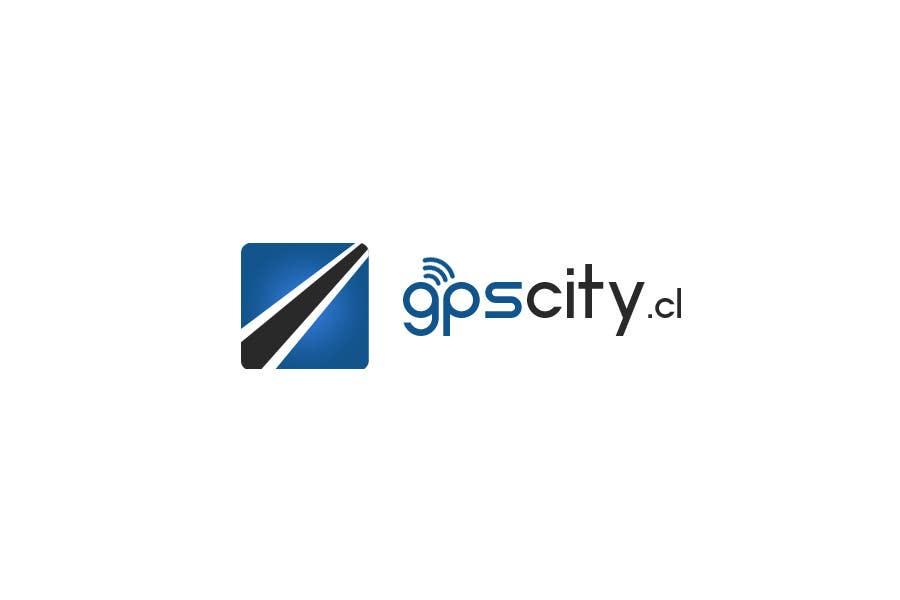 Penyertaan Peraduan #77 untuk Logo for Gpscity