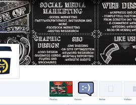 #55 for Design a Facebook Cover by andrei11