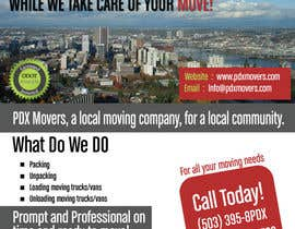 authenticweb tarafından Design a flyer for a moving company için no 31