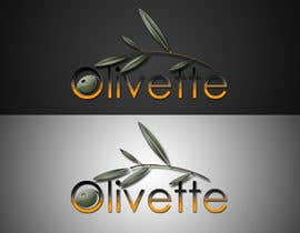 #128 for Logo Design for Olivette by kiki2002ro