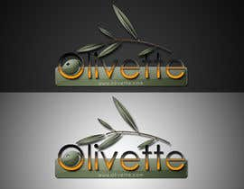 #146 for Logo Design for Olivette by kiki2002ro