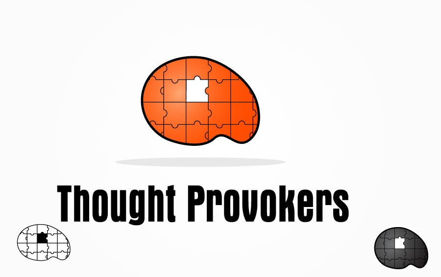 Contest Entry #                                        167                                      for                                         Logo Design for The Thought Provokers