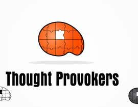 #167 สำหรับ Logo Design for The Thought Provokers โดย freelancework89
