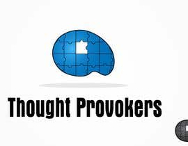 #67 för Logo Design for The Thought Provokers av freelancework89