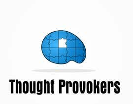 #59 dla Logo Design for The Thought Provokers przez freelancework89