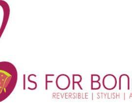 Nro 54 kilpailuun Logo for a new start-up which produces modern, unisex baby bonnets. käyttäjältä allisoNthegray