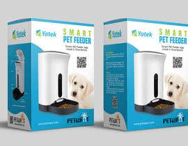 designbahar tarafından Create Print and Packaging Designs: Automatic Pet Feeder için no 19