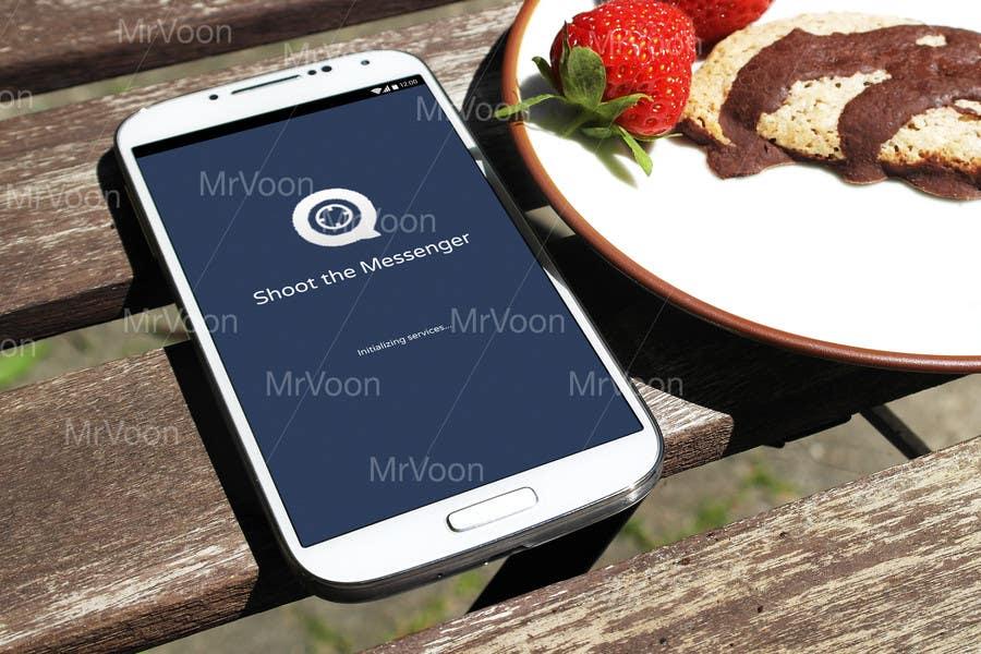 Inscrição nº                                         17                                      do Concurso para                                         Design an App Mockup for Android application