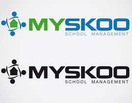 #40 untuk Design a Logo for online school management service oleh hyperfox