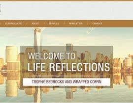 Nro 6 kilpailuun Copy existing website content and improvde design / replace logo käyttäjältä rajeev2005