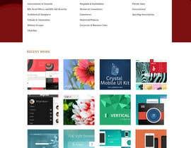 Nro 18 kilpailuun Copy existing website content and improvde design / replace logo käyttäjältä rwpj