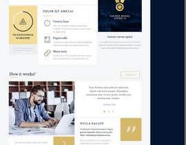 Nro 1 kilpailuun Copy existing website content and improvde design / replace logo käyttäjältä maxsmith8
