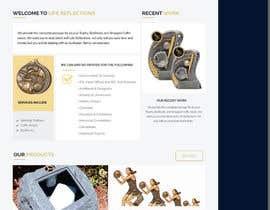 Nro 10 kilpailuun Copy existing website content and improvde design / replace logo käyttäjältä maxsmith8