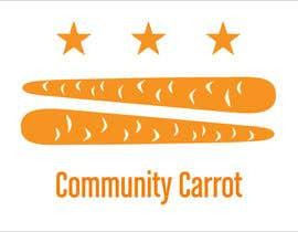 Nro 10 kilpailuun Illustrate Community Carrot logo käyttäjältä danjadavidovic