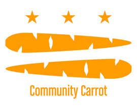 #4 for Illustrate Community Carrot logo by emersonarnhm
