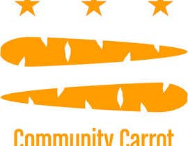 #11 for Illustrate Community Carrot logo by emersonarnhm