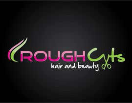 #95 cho Design a Logo for Rough Cuts Hair & Beauty bởi dannnnny85