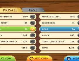 Nro 25 kilpailuun Graphics for a mobile board game käyttäjältä BuiNhatVi