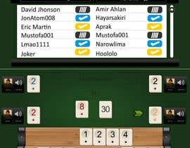 Nro 13 kilpailuun Graphics for a mobile board game käyttäjältä jonAtom008
