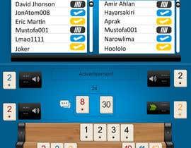 Nro 17 kilpailuun Graphics for a mobile board game käyttäjältä jonAtom008