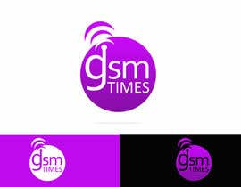 #126 for Logo Design for GSM Times af Anamh