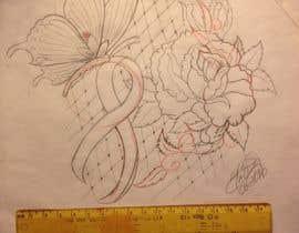 Nro 6 kilpailuun Design a tattoo to cover breast cancer surgery scars käyttäjältä turtlestone7