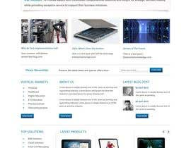 #57 for Mock up for phone + iPad + web site for integrated solution to then provide full design by logon1