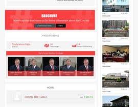 chancalkmr tarafından Design a Website Mockup için no 15