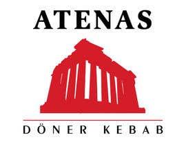 Nro 43 kilpailuun Design logo for Kebab Restaurat käyttäjältä Digitalspotvzla