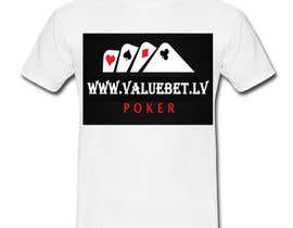 #53 cho Design a T-Shirt for an online poker related website bởi nextstep789123