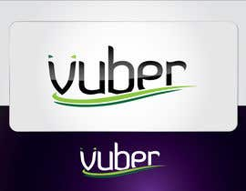 #141 for Design a Logo for - Vuber  - by dannnnny85