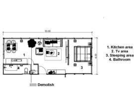 maro1978 tarafından New interior Idea's Bed & Breakfast için no 22