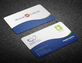 Nro 82 kilpailuun Design some Business Cards käyttäjältä islamrobi714