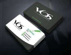Nro 94 kilpailuun Business Card Design käyttäjältä patitbiswas