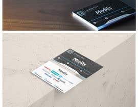 Nro 17 kilpailuun Diseñar tarjeta de presentación para empresa de venta de equipo médico käyttäjältä ivans1698