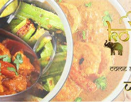#8 for Facebook event cover for a an Indian restaurant by jasminhusadzic